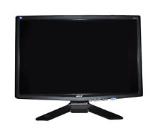 """Acer 22'  3W 22"""" Widescreen LCD Monitor  With Stand, Vga and Power Cable, Tested"""
