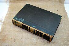 HARPER'S NEW MONTHLY MAGAZINE bound book VOLUME 37 JUNE - NOVEMBER 1868 ANTIQUE