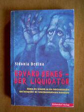 """""""Edvard Benes – Der Liquidator (Dämon des Genozids an den Sudetendeutschen ..."""""""