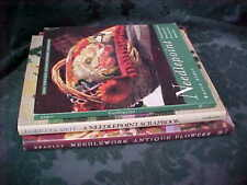 Needle Point Books lot of 3: Elizabeth Bradley, Loretta Swit, Karen Elder