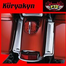 Kuryakyn Saddlebag Filler Panels for '14-'17 Electra Glide and Road King 6980