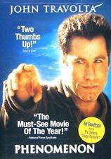 Phenomenon DVD 1996 John Travolta