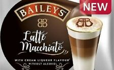 NEW! 8 x Tassimo Latte Macchiato Baileys T Discs Pods Sold Loose - 4 Drinks