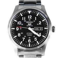 Nylon Band Matte Military Wristwatches