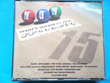 NOW 15  - THAT'S WHAT I CALL MUSIC  2 x CD  *EX/EX*
