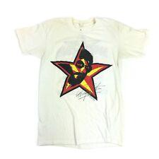 Vtg 1989 Ringo Starr All Starr Band Summer Tour T-Shirt Made in USA Sz L