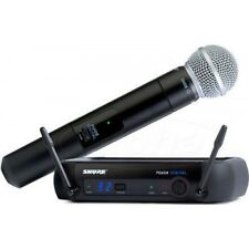 Shure PGXD24/SM58 Handheld Microphone Wireless System - X8 Frequency