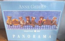 TEDDY BEARS PICNIC JIGSAW PUZZLE 1000 PIECE ANNE GEDDES PANORAMA SCHMIDT NEW