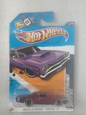 2012 Hot Wheels 69 DODGE CORONET SUPER BEE  See Pictures NIP