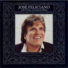JOSE FELICIANO - ALL TIME GREATEST HITS - CD