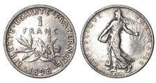 FRANCIA 1 Franc Semeuse 1898 - Argento Silver