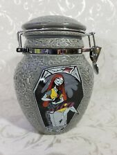 Disney Nightmare Before Christmas Sally Deadly Night Shade Canister Jar