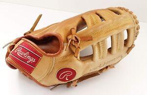 "Rawlings SE510 Leather 11.5"" Softball Glove Right Hand Throw - Edge-U-Cated Heel"