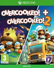Overcooked 1 and Overcooked 2 Xbox One NEW DISPATCH TODAY ORDERS PLACED BY 2 PM