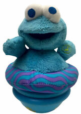 ROLY POLY  COOKIE MONSTER ROLY-POLY TOY JIM HENSON SESAME STREET 2007