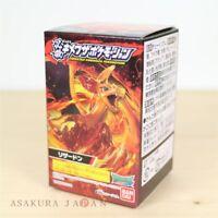 Pokemon HISSATSU! KIMEWAZA POKEMOTION #5 Charizard Mini Figure Japan