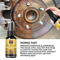 30ML Rust Cleaner Spray Derusting Spray Car Maintenance Cleaning Rust Remover BA