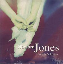 Howard Jones Angels & lovers (1997, cardsleeve) [Maxi-CD]
