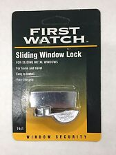 First Watch Patio Door Window Wind Lock (NEW)