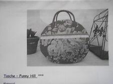 Anleitung für Tasche Funny Hill