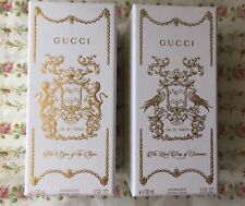 Authentic Empty Gucci Perfume Gift Box And Gucci Bag .2 Boxes.