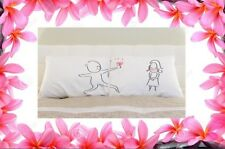 """Give Love"" Pillow Cases - Romantic Love Gifts"