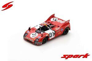 S4742 Spark 1/43 Porsche 908/03 Le Mans 1974 #31 Torredemer Fernandez Tramont