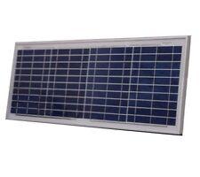 High Quality Shubh Solar 30 Watt 12v Solar Panel, Solar Plate High Quality 30W