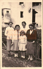 FOTO DEL 1957 A PONTAGNA - BRESCIA -   C10-966