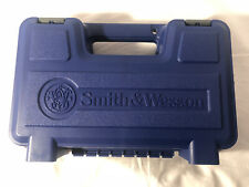 S&W Smith & Wesson 9mm Padded Pistol Case  -Gun Box FITS SW9VE 220025
