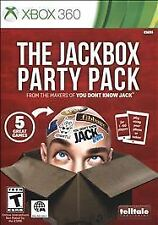 Jackbox Party Pack (Microsoft Xbox 360, 2015)