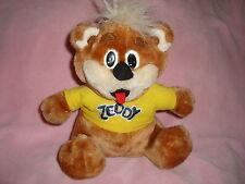 "Zellers Reversible ZEDDY Teddy BEAR transforms into a Present 9"""