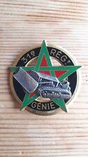 Insigne 31° Régiment du Génie DRAGO PARIS