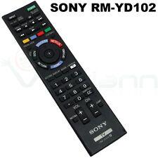 Telecomando sostitutivo RM-YD102 ricambio smart TV plasma LED 3D televisore SONY