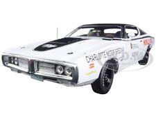 1971 DODGE CHARGER WHITE WORLD 600 PACE CAR LTD 1002pc 1/18 AUTOWORLD AW223