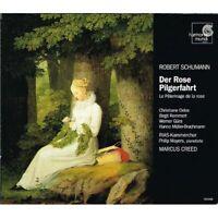 Schumann-Der Rose Pilgerfahrt:Oelze,Remmert,Güra/P.Mayers(Piano),M.Creed,RIAS-Ka