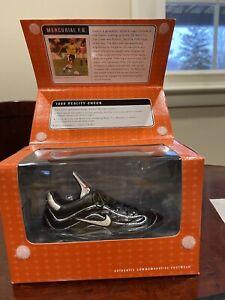 Nike Classics Authentic Commemorative Footwear Model Display Mercurial F.G.