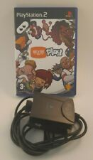 EYETOY: PLAY with camera -  PS2 (PAL) - Complete with manual