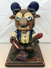 """N R B Relic """"A Gift Offered� Disney Beauty And The Beast ~ Monster Palooza Rare"""
