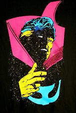 Marvel Comics Dr Doc Strange T-Shirt 2016 New Tags 100% Cotton Neon Colors Sz XL