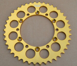 Talon TR 201 520 41T Rear Sprocket BETA Zero Synt Techno Trials