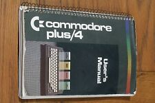 Commodore User Manual Vintage Computing