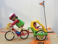 Playmobil 3068 Cyclist Complete Set 1999