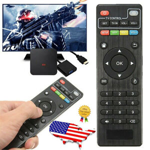 Replacement Remote Control For T95N T95X Android TV Box MXQ Pro, M8 Smart TV BOX
