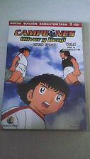 """DVD """"CAMPEONES OLIVER Y BENJI VOL 8"""" 2 DVD REMASTERIZADA"""