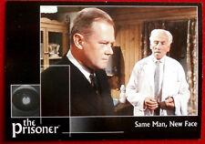 THE PRISONER, VOLUME 2 - Card #18 - Same Man, New Face - Factory Ent. 2010