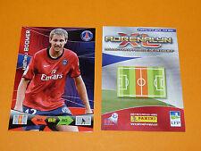 M. BODMER PARIS SAINT-GERMAIN PSG  FOOTBALL FOOT ADRENALYN CARD PANINI 2010-2011