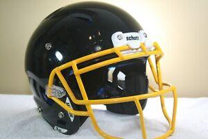 2017 Adult Schutt VENGEANCE Z10 Large Football Helmet NEW cond molded Black 203