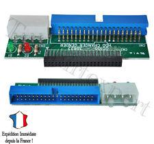 ADAPTATEUR CONVERTISSEUR IDE 2.5 44 Pin vers 3.5 IDE 40 Pin HDD Ordinateur PC