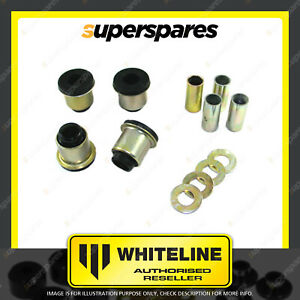 Whiteline Front upper Control arm bushing for FORD COURIER PE PF PG PH
